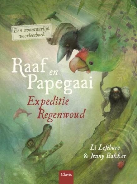 Expeditie regenwoud