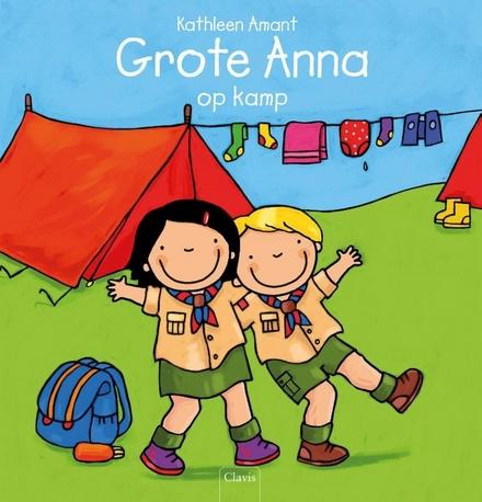 Grote Anna op kamp