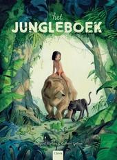 Het jungleboek / Rudyard Kipling & [illustraties] Quentin Gréban ; bewerkt en ingekort door Xavier Deutsch ; vertaling uit het Frans: Annelies Kin