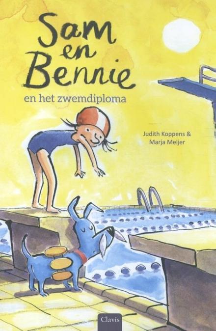 Sam en Bennie en het zwemdiploma