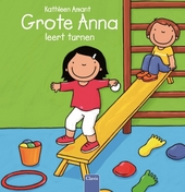 Grote Anna leert turnen