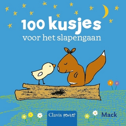100 kusjes voor het slapengaan