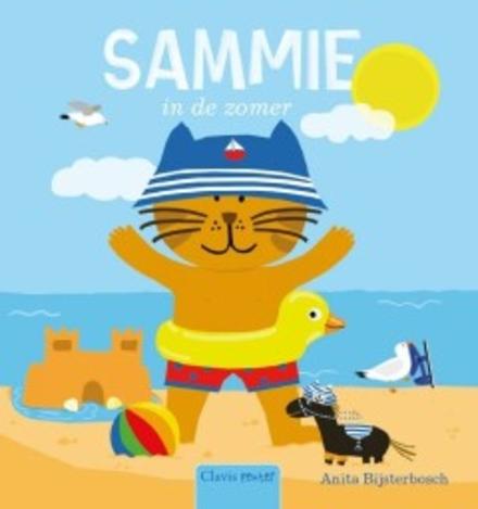 Sammie in de zomer