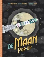 De maan : pop-up