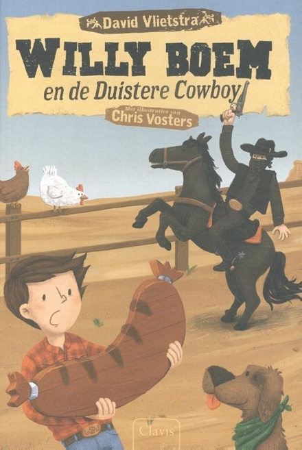 Willy Boem en de duistere cowboy