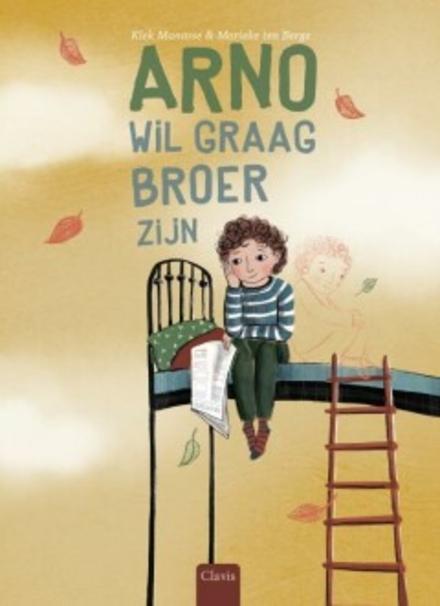 Arno wil graag broer zijn
