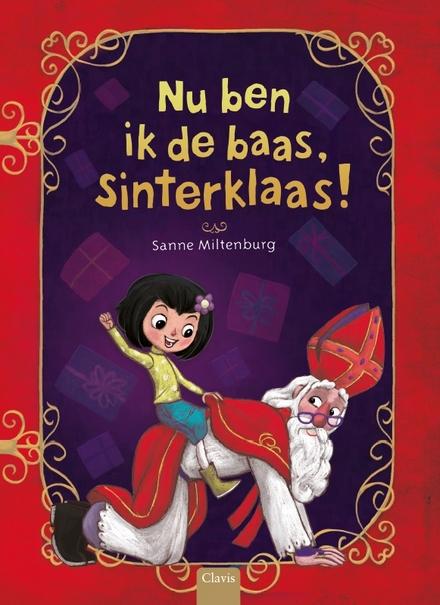 Nu ben ik de baas, Sinterklaas!