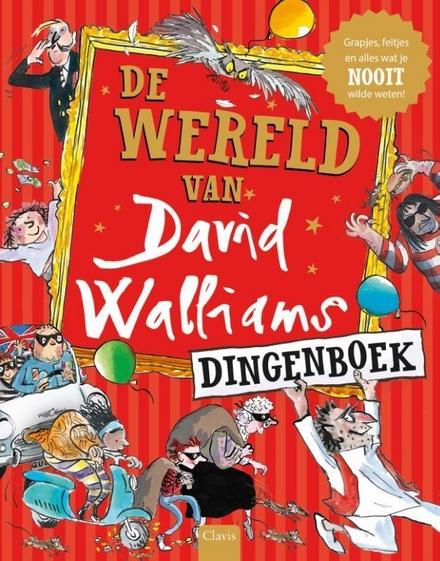 De wereld van David Walliams : dingenboek