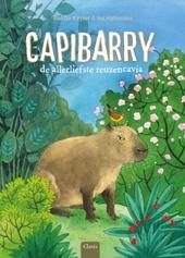 Capibarry : de allerliefste reuzencavia