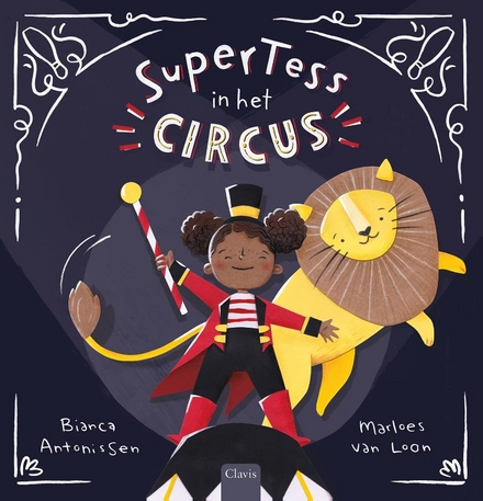 SuperTess in het circus
