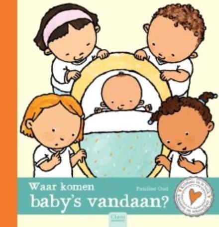 Waar komen baby's vandaan?