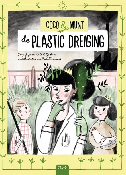 De plastic dreiging