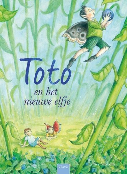 Toto en het nieuwe elfje