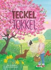 Lentekriebels met Teckel Tokkel