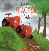 Kleine tractor is bang