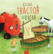 Kleine tractor en Oscar