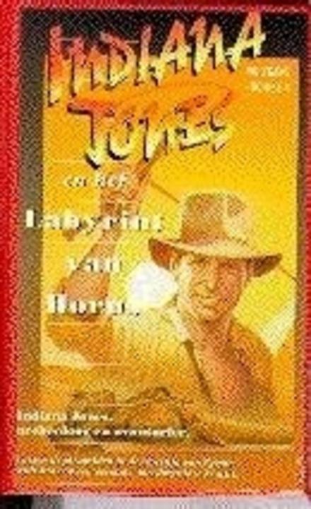 Indiana Jones en het labyrint van Horus
