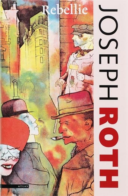 Rebellie : een roman