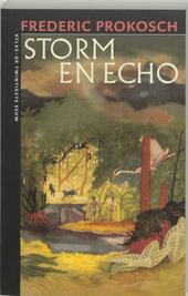 Storm en echo : roman