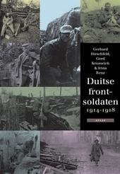 Duitse frontsoldaten 1914-1918