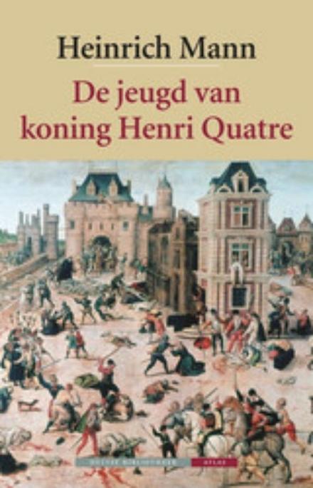 De jeugd van koning Henri Quatre