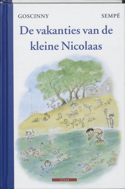 De vakanties van de kleine Nicolaas
