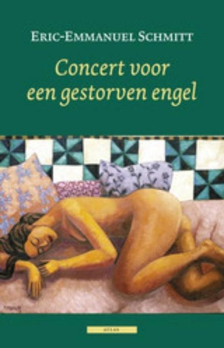 Concert voor een gestorven engel : verhalen