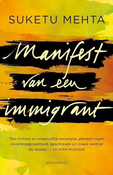 Manifest van een immigrant