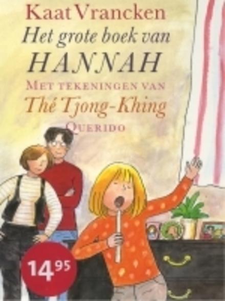 Het grote boek van Hannah