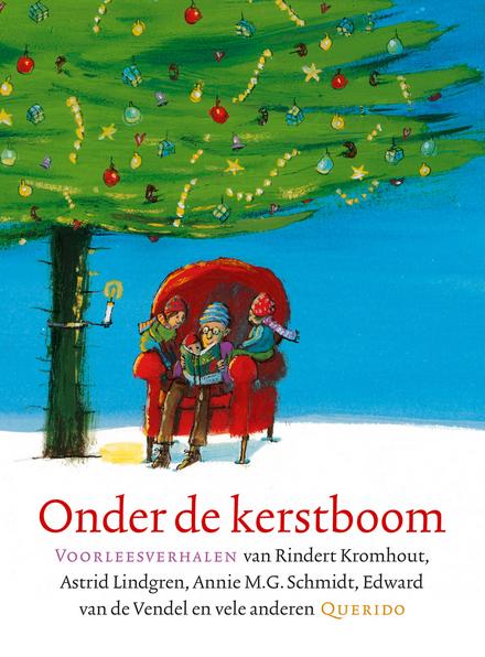 Onder de kerstboom