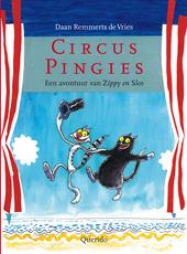 Circus Pingies : een avontuur van Zippy en Slos