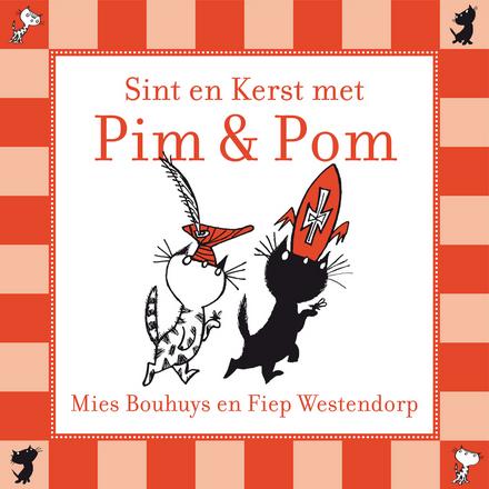 Sint en Kerst met Pim & Pom