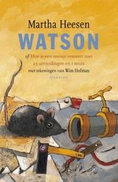 Watson, of Hoe je een meisje verovert met 23 uitvindingen en 1 muis