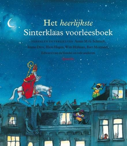 Het heerlijkste Sinterklaas voorleesboek : verhalen en versjes