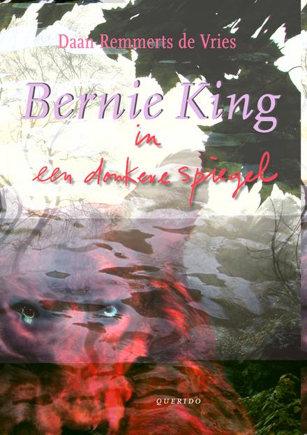 Bernie King in een donkere spiegel