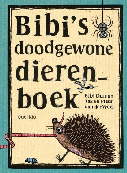 Bibi's doodgewone dierenboek - Doodgewone dieren?