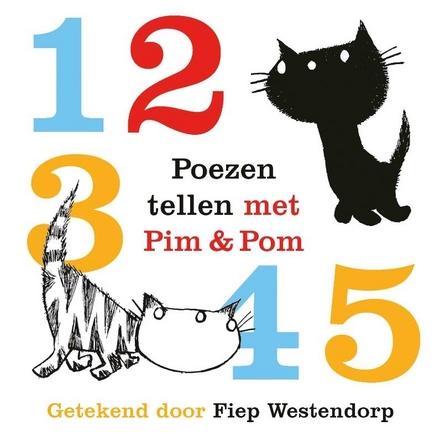 Poezen tellen met Pim & Pom