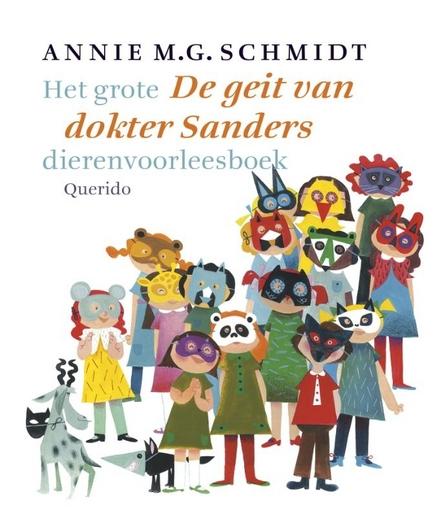 Het grote De geit van dokter Sanders dierenvoorleesboek