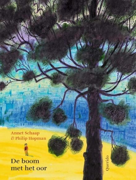 De boom met het oor - Prachtig kinderboek