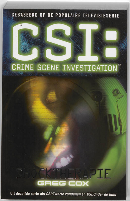 CSI : shocktherapie