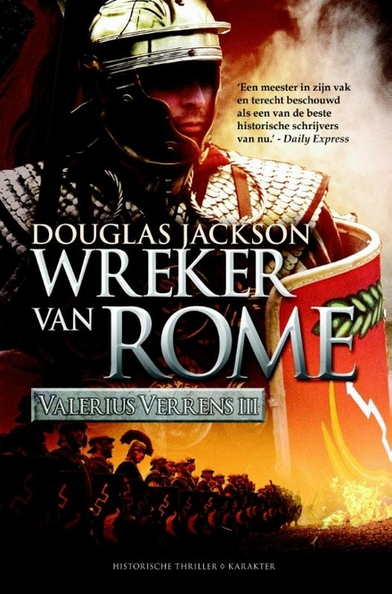Wreker van Rome