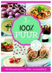 100% puur : het hele gezin gluten-, suiker- en koemelkvrij!