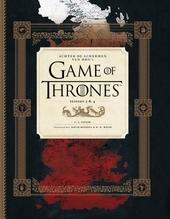 Achter de schermen van HBO's Game of thrones : seizoen 3 & 4