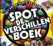 Het enige echte extreme spot de verschillen boek voor kids