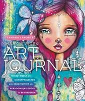 Mixed-media en kunstprojecten om creativiteit en persoonlijke groei te bevorderen