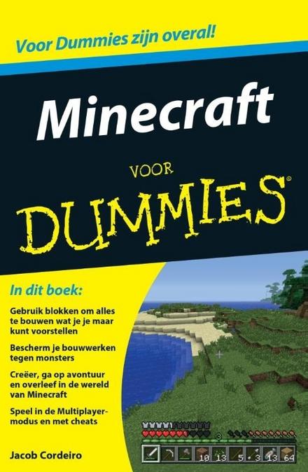 Minecraft voor dummies