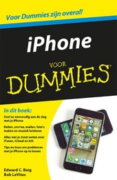 iPhone voor dummies