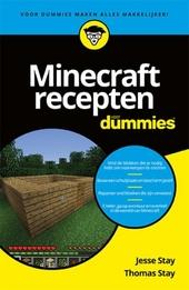 Minecraft recepten voor dummies