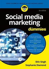 Social media marketing voor dummies