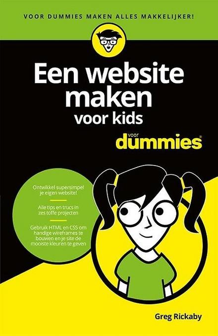 Een website maken voor kids